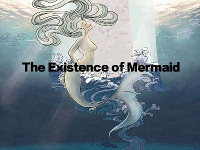 The existence of mermaid