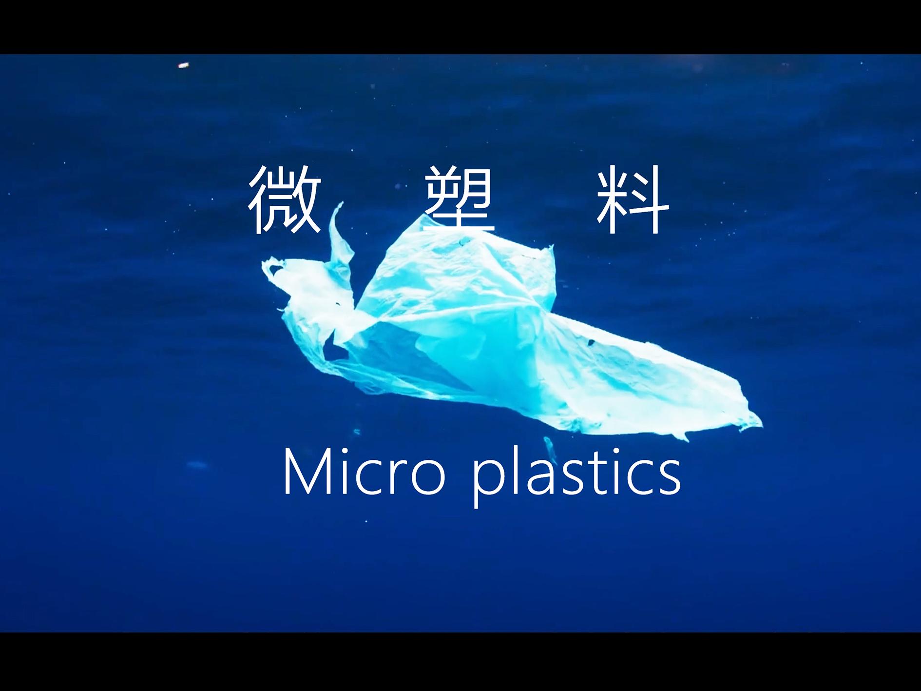 微塑料——人类自己埋下的恶果