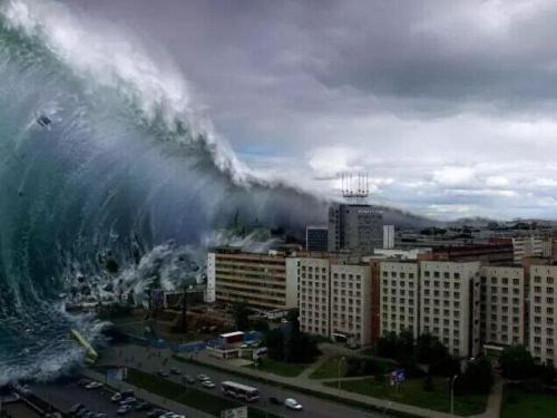 灾害性海浪